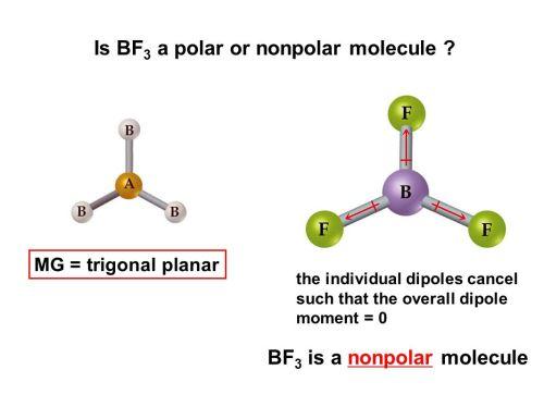 small resolution of is bf3 a polar or nonpolar molecule