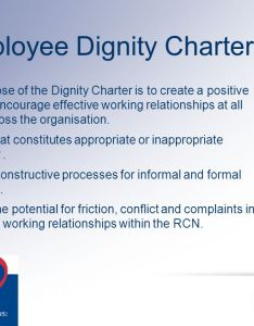 Employee dignity charter also building focus on rights and responsibilities ppt video rh slideplayer