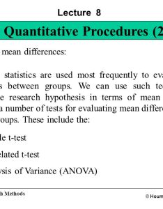 testing for mean differences inferential statistics also ppt video online download rh slideplayer