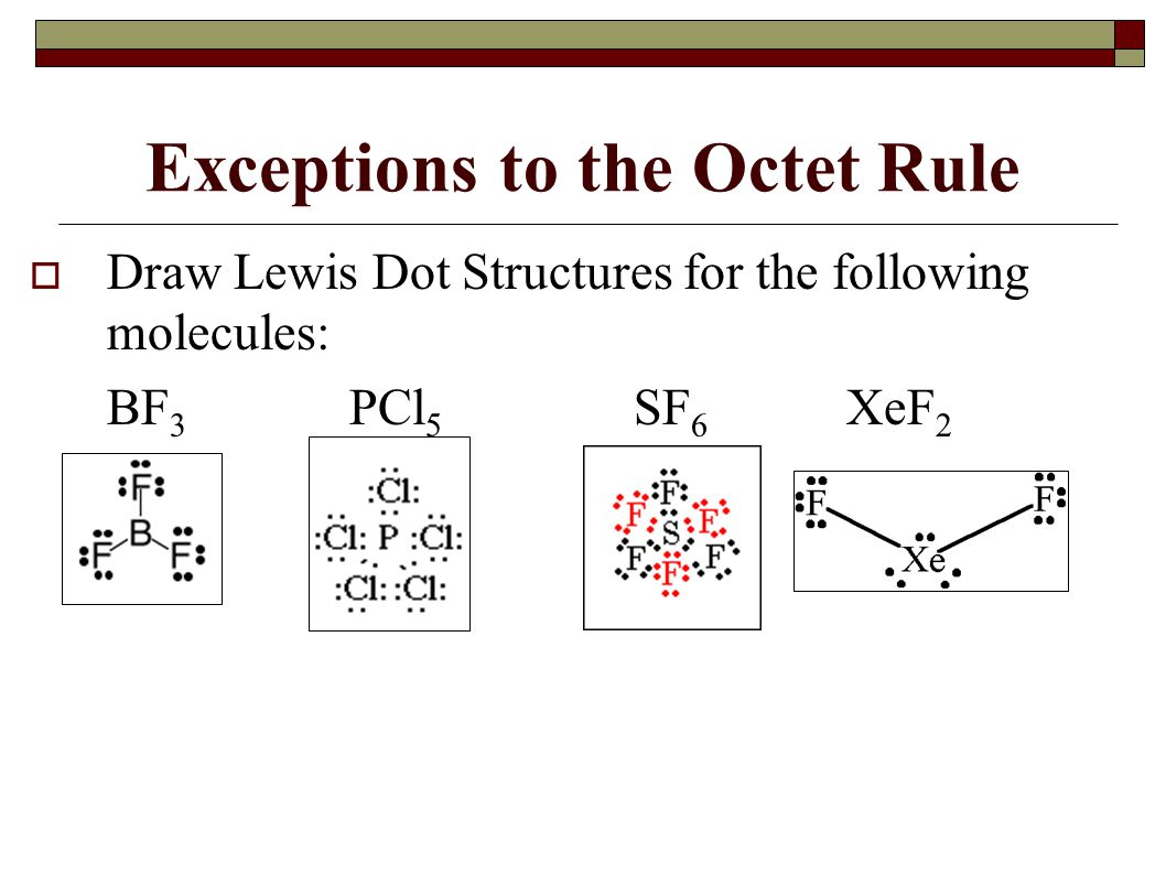 hight resolution of 19 exceptions to the octet rule draw lewis