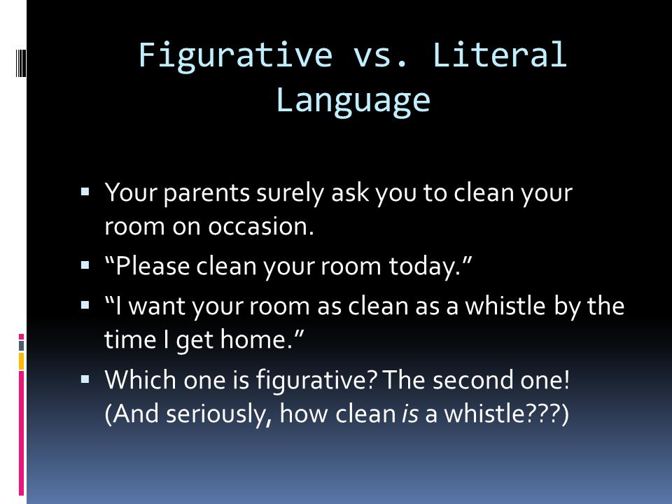 Figurative Language Idioms Analogies Similes And