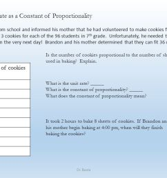 LESSON 7: Unit Rate as a Constant of Proportionality - ppt download [ 720 x 1280 Pixel ]
