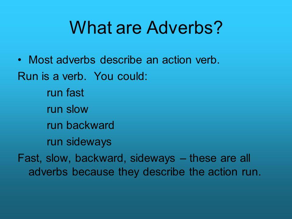 Adverbs Grade Seven Ppt Video Online Download