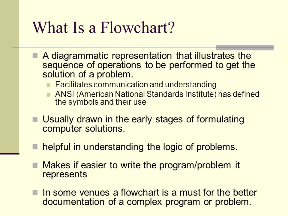 Flowcharts. - ppt download
