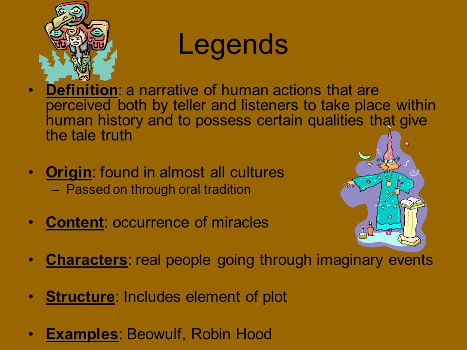 Fables Tall Tales Fairy Tales Myths And Legends Ppt