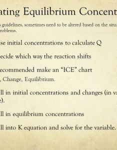 calculating equilibrium concentrations also chemical chapter ppt video online download rh slideplayer