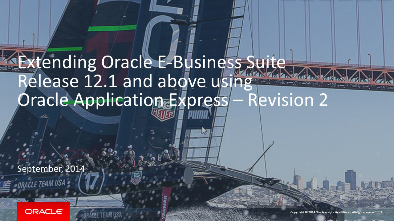 hight resolution of extending oracle e business suite release 12