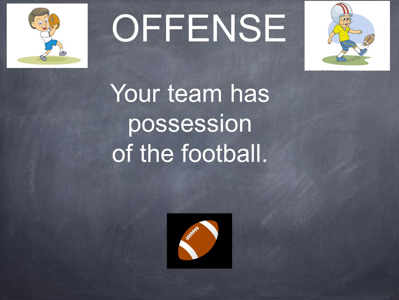 hight resolution of 2 your team has possession