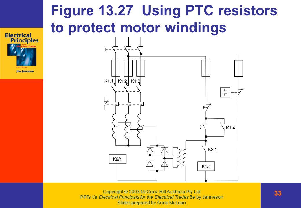 Ptc Thermistor Automotive Temperature Indicator Circuit Diagram