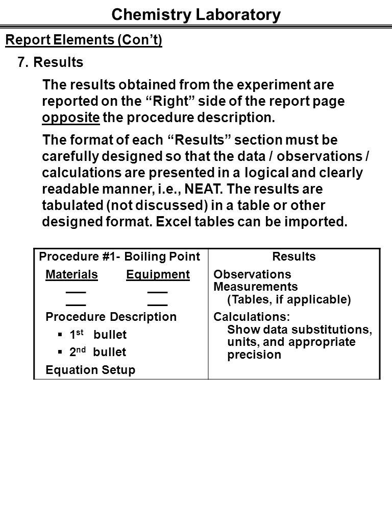 GenChem/Organic Chemistry Laboratory - ppt download