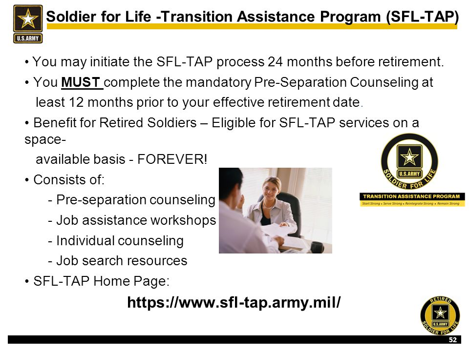 Department of the Army PreRetirement Briefing  ppt download