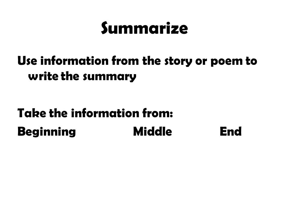 Narrative Poetry Is a poem that tells a series of events