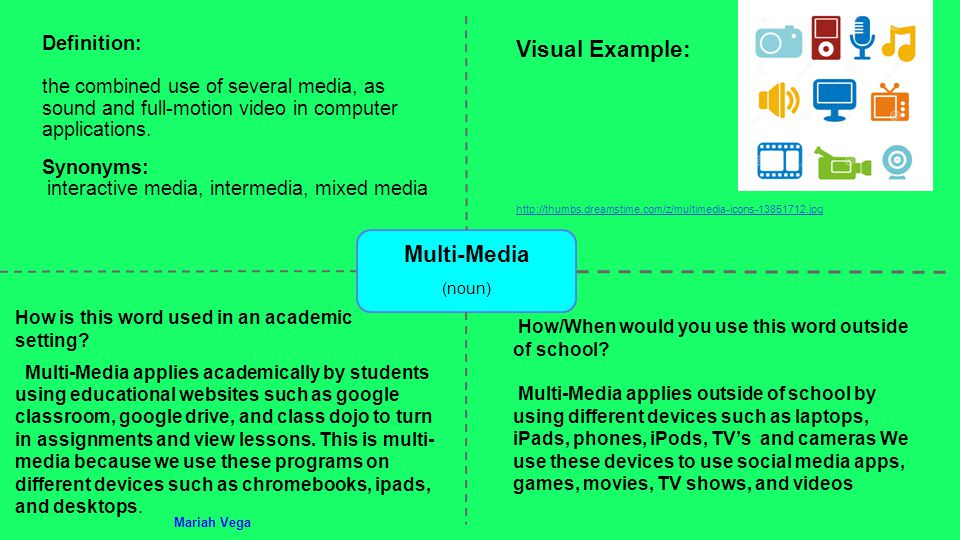 Definition Synonyms Visual Example  ppt video online download