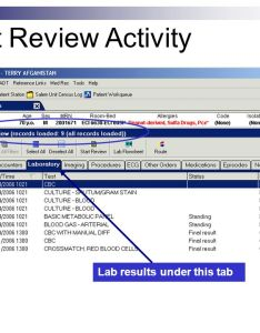 chart review activity lab results under this tab also introduction to the epic emr system at salem hospital ppt video rh slideplayer