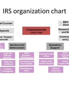 Irs organization chart also examinations  procedures ppt download rh slideplayer