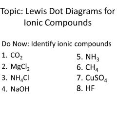 Lewis Dot Diagram For As Leviton Switches Installation Topic Diagrams Ionic Compounds Ppt Video Online