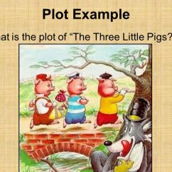 Plot Diagram Three Little Pigs 2000 Honda Civic Stereo Wiring The There Was A Big Bad Wolf Looking For Food Who 4 Example What Is Of