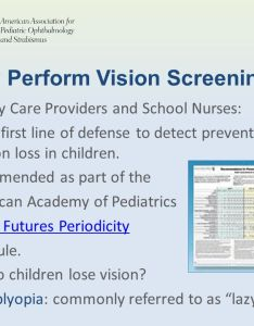 Why perform vision screening also pediatric ppt download rh slideplayer