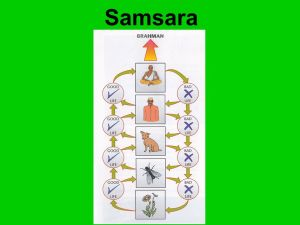 Samsara, Karma and Reincarnation  ppt video online download