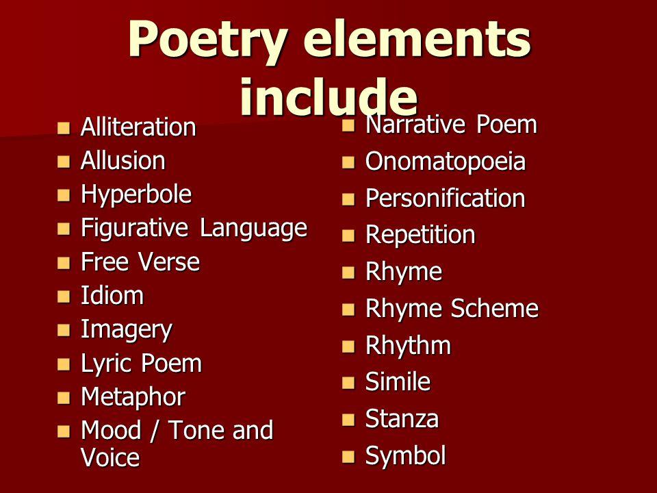 Poems Convey An Idea Or A Feeling Through Carefully