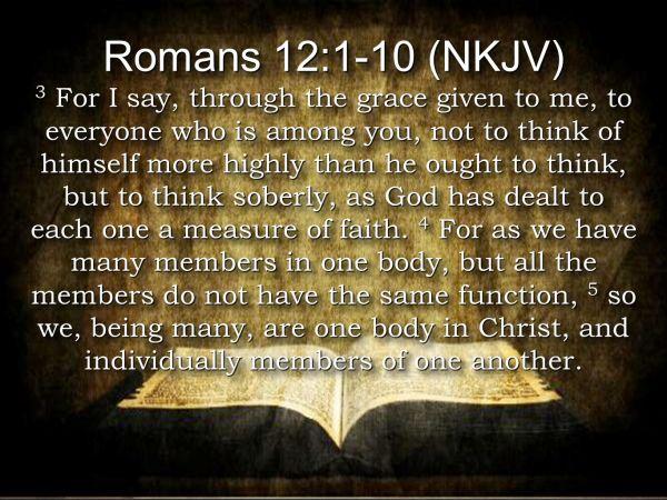 Romans 5 8 Nkjv - Year of Clean Water