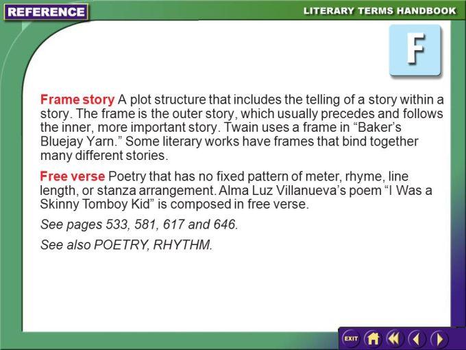 Frame Story Literary Definition | Frameviewjdi.org