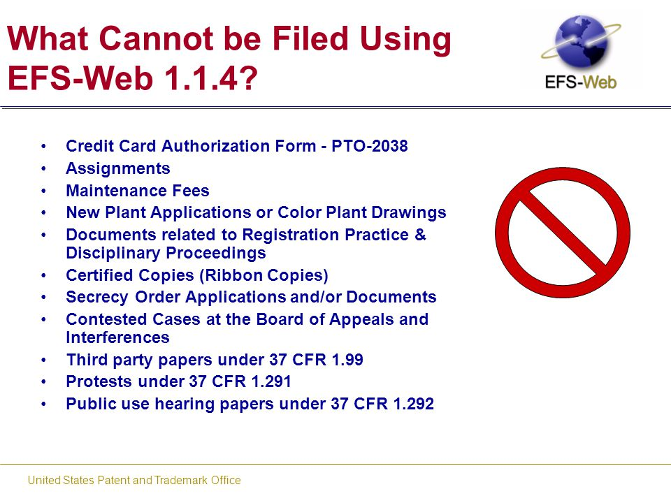 Welcome to EFS-Web Indexing Training - ppt download