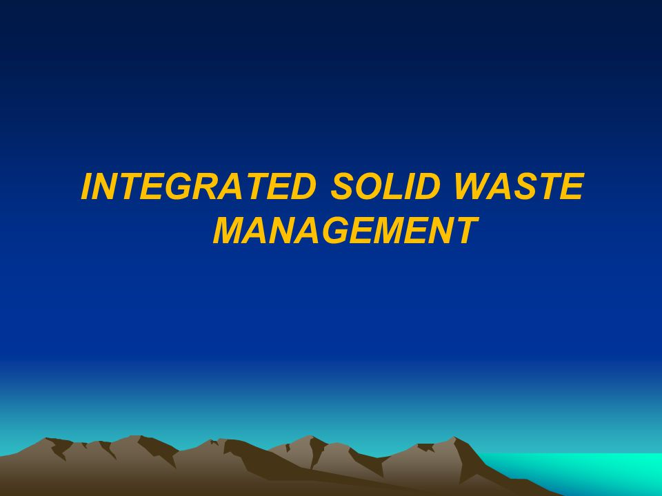 Waste Management Ppt | mwb-online co