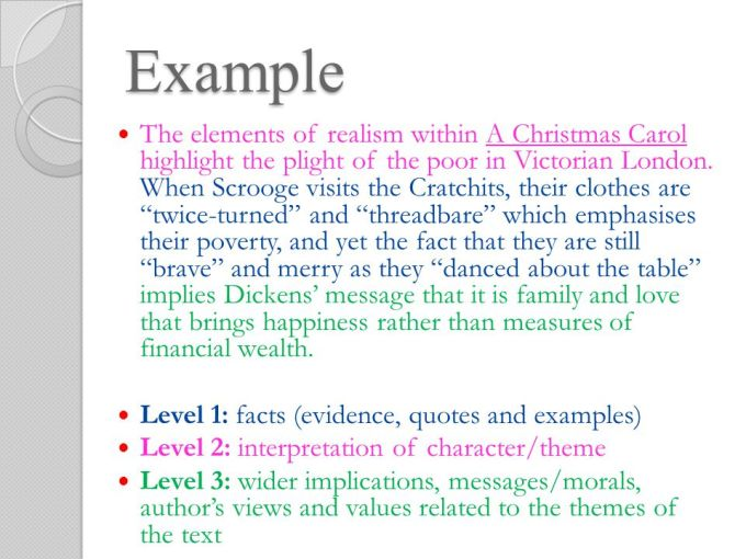 a christmas carol study guide ppt - What Is The Theme Of A Christmas Carol