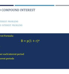 7-8 simple and compound interest - ppt video online download [ 720 x 1280 Pixel ]
