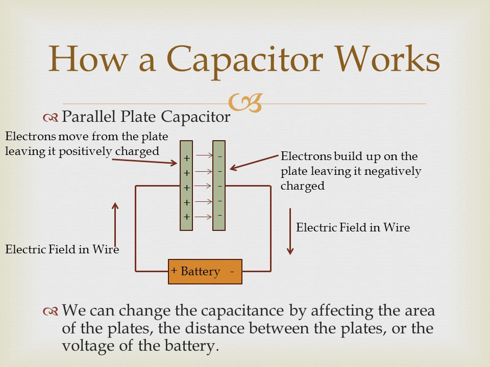 Capacitance Ppt Video Online Download
