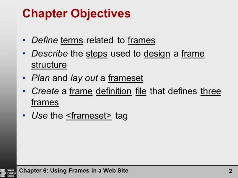What Are Frames In Web Design Terms | Framesite.co