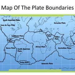 Convergent Boundary Diagram Hvac Thermostat Wiring Diagrams Map Of The Plate Boundaries - Ppt Video Online Download