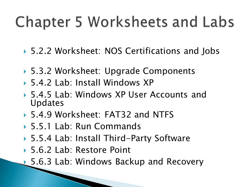 Chapter 5: Operating Systems - ppt download