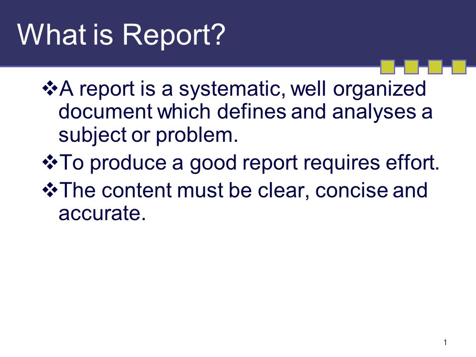 Report Writing Format Ppt Video Online Download