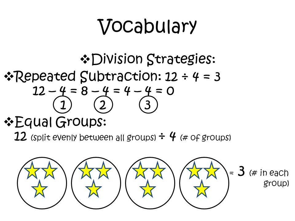 I can solve multiplication and division word problems