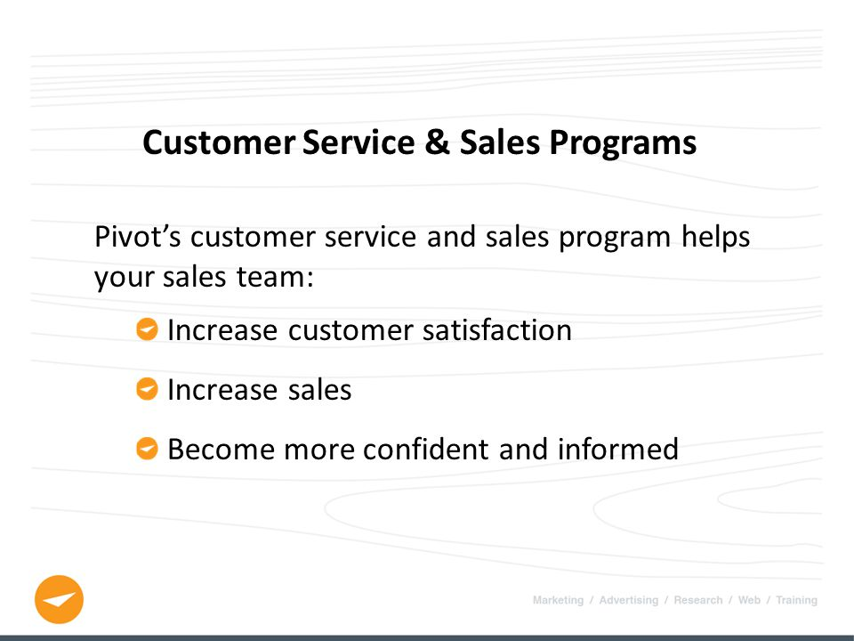 SALES TRAINING  ppt download