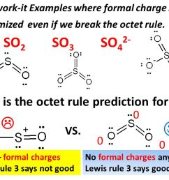 a so2 so3 so42 what is the octet rule prediction for so2 [ 1280 x 720 Pixel ]