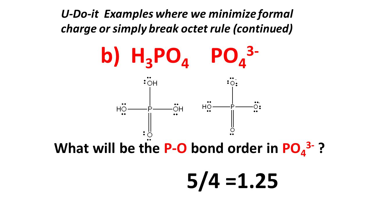 hight resolution of b h3po4 po43 5 4 1 25 what will be the p o bond