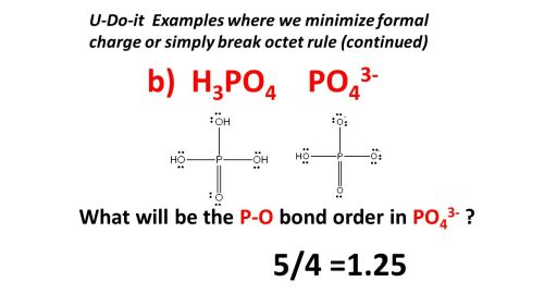 small resolution of b h3po4 po43 5 4 1 25 what will be the p o bond