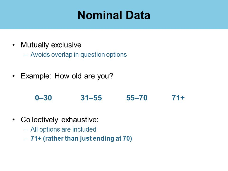 Survey Interest Ranking