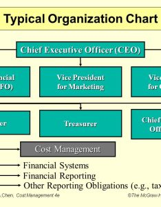 Typical organization chart also cost management and strategy an overview ppt video online download rh slideplayer
