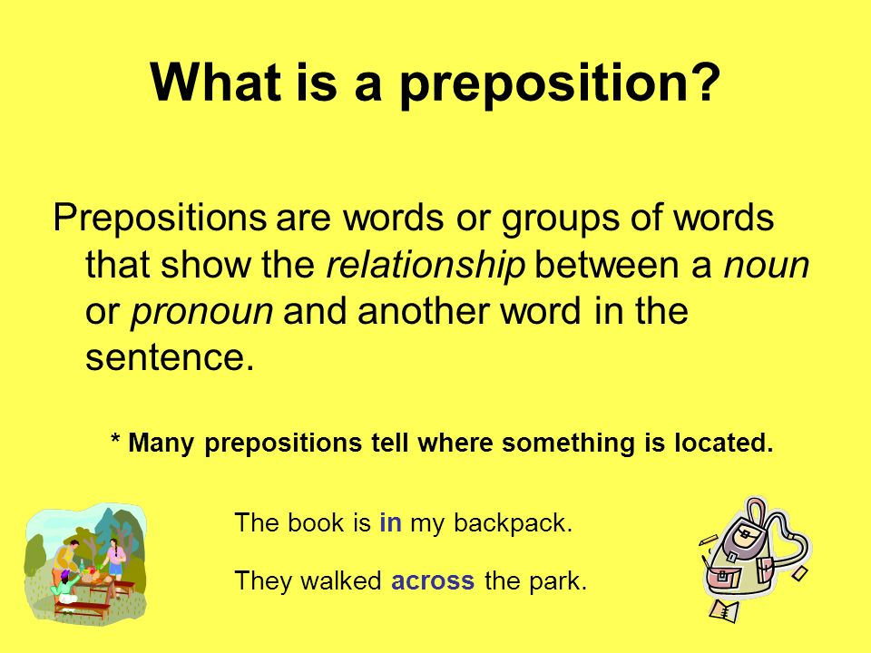 Prepositions  ppt video online download