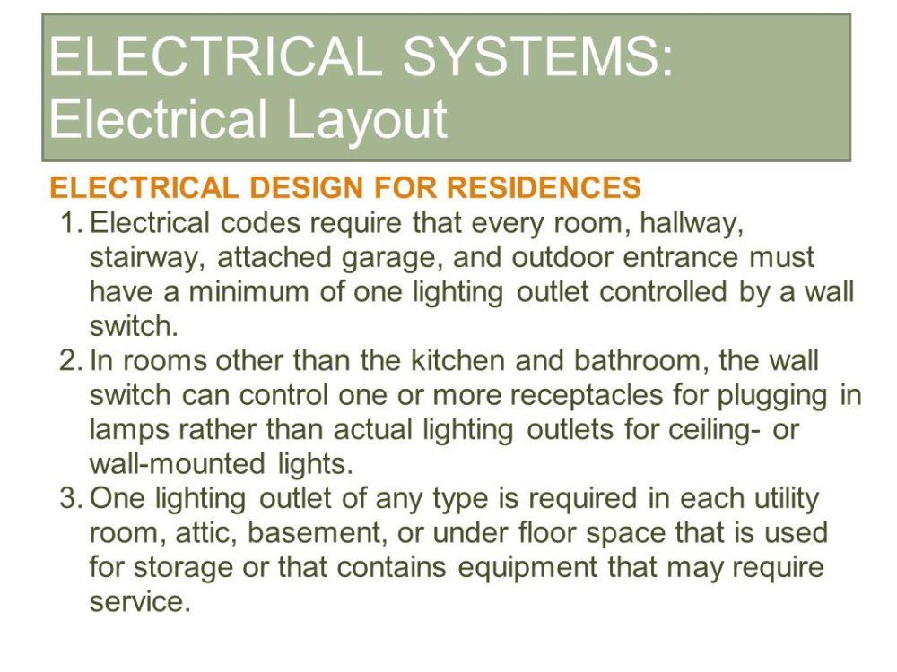 medium resolution of 13 electrical