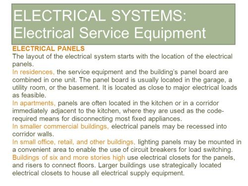 small resolution of 6 electrical systems electrical service equipment