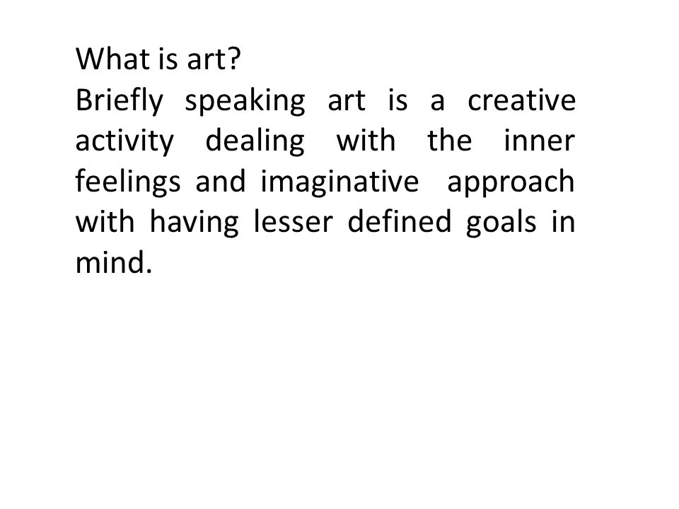 Summery Of The Lecture 2 Of Art Craft And Calligraphy Ppt Video Online Download
