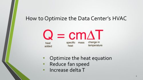 small resolution of how to optimize the data center s hvac
