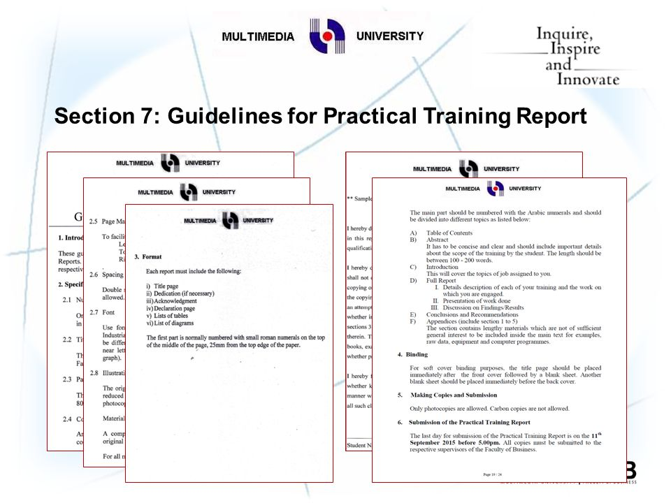 Agenda Introduction Student Log Book Guidelines - ppt video online ...