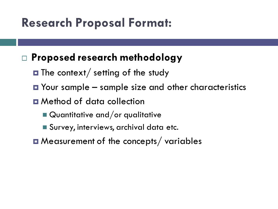RESEARCH PROPOSAL THEORY RESEARCH QUESTION & HYPOTHESIS