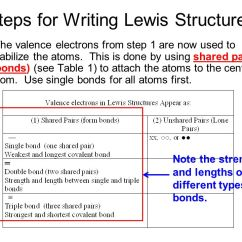Lewis Dot Diagram Steps Solenoid Wiring Ford Chapter 13 Structures Ppt Video Online Download For Writing